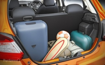 Tata Zica:boot space